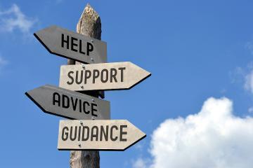 Advice available