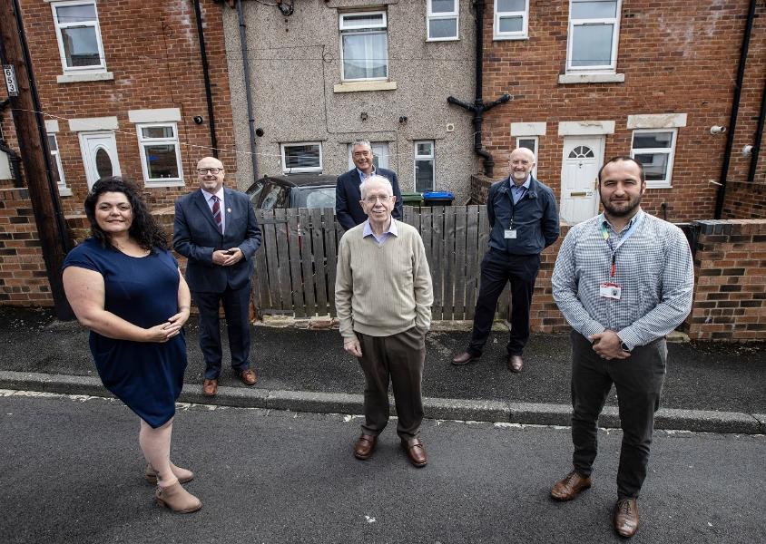 Warm Homes Fund set to improve 200 households.