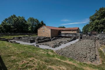 Binchester Roman Fort
