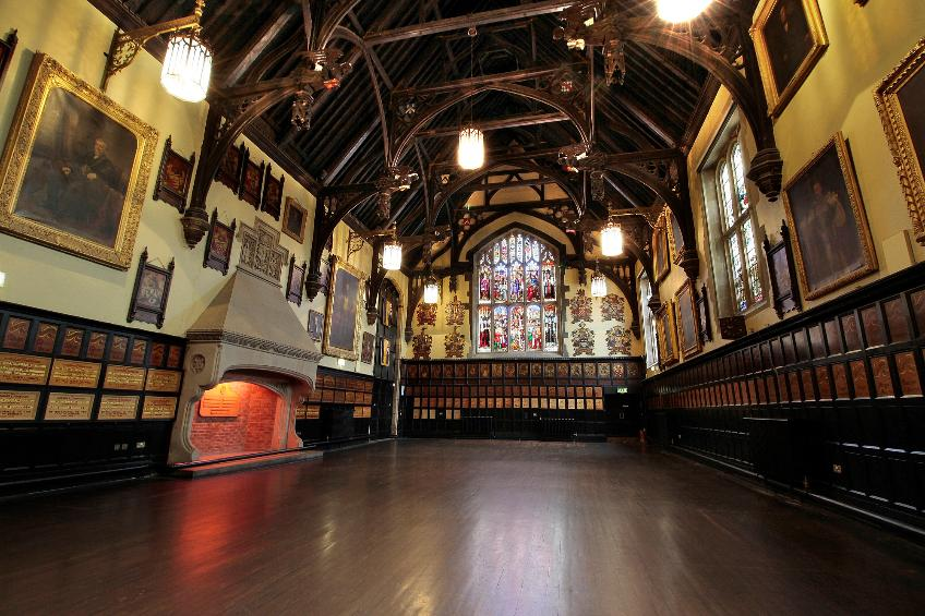 Durham Town Hall - Great Hall