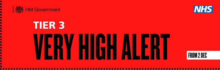 Tier 3 - Very High Alert