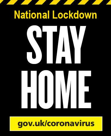 National Lockdown: Stay Home