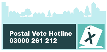 Postal Vote Hotline