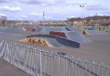 Coxhoe Skate park