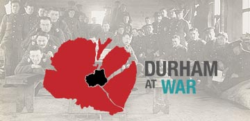 Mapping County Durham's story during the First World War