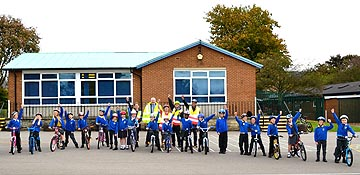 1,000 extra children to benefit from cycle training
