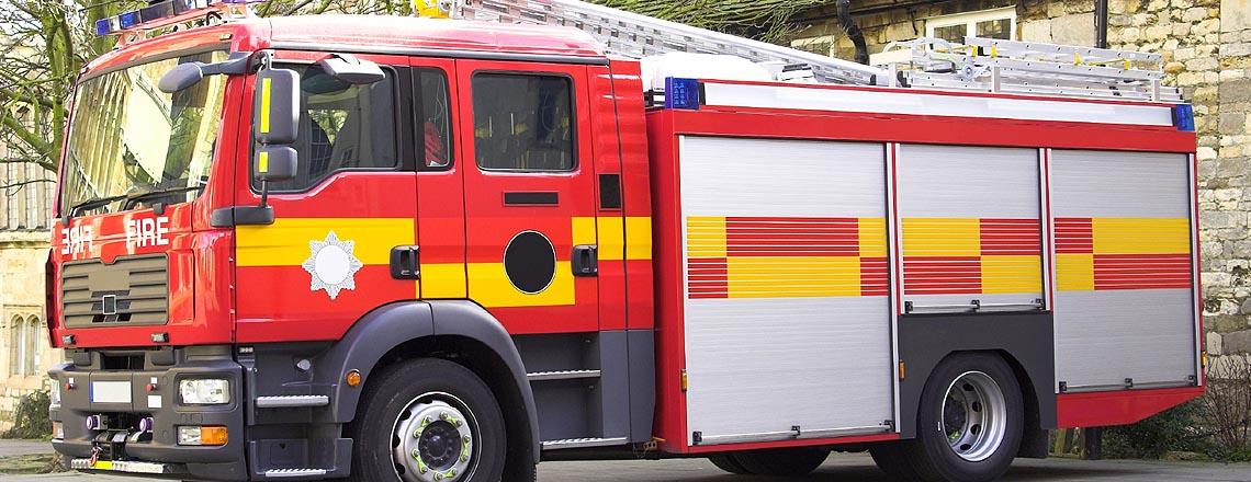 Fire Brigade Strike - 31 October to 4 November - take extra care