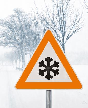 Amber Snow Warning