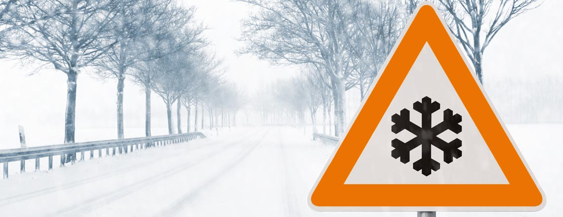 Find weather disruption information - Thursday 29 January