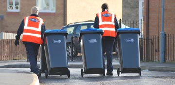 No change to bin collections during May bank holidays
