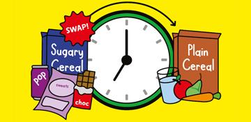 Find easy ways to make sugar swaps...