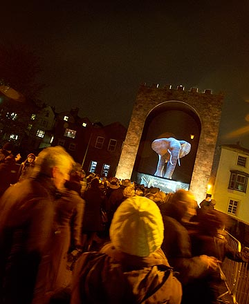Lumiere returning November 2015 - call out for creative ideas