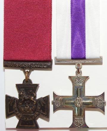 Victoria Cross information appeal