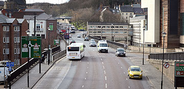 Milburngate Bridge roadworks complete