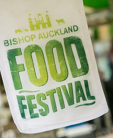 Bishop Auckland Food Festival 2015 18 - 19 April