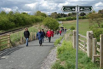 Public Footpaths