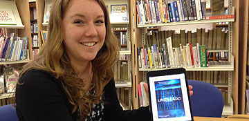 Download an eBook to celebrate National Libraries Day on 6 February