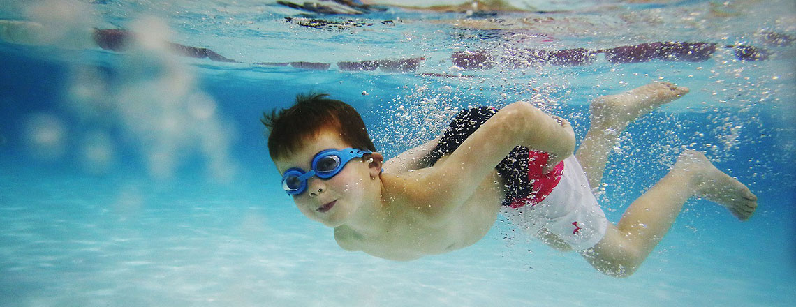 Get active with half-term leisure centre offers