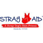 Stray Aid logo