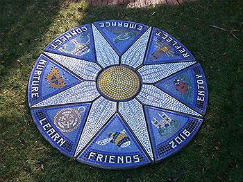 Wharton Park Mosaic