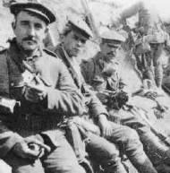 DLI History - Trench at Ypres