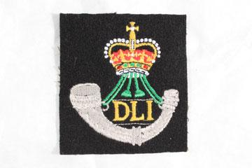 Durham Light Infantry (DLI) Badge