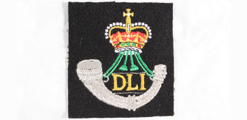 Durham Light Infantry (DLI) regiment collection