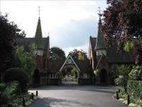 Ropery Lane Cemetery entrance
