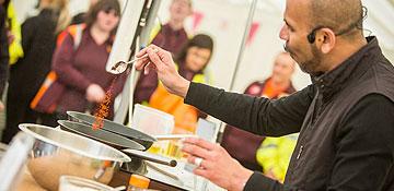 30,000 food fans visit Bishop Auckland Food Festival
