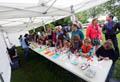 Wharton Park Opening Weekend Craft activities