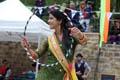 Wharton Park Opening Weekend Hula hoop fun