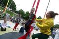 Wharton Park Opening Weekend Circus skills school