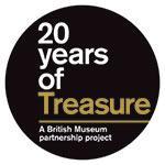 20 Years of Treasure Logo