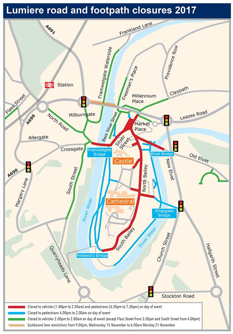 Find out if youre affected by road parking or footpath closures