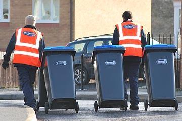 My bin hasn't been emptied