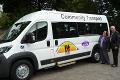 Derwent Valley AAP Community Transport Bus