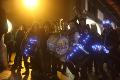 Derwent Valley AAP Illuminated Christmas Parade 2016
