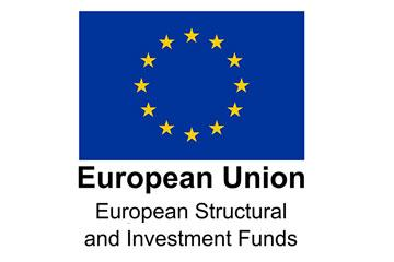 European Union: Structural Investment Funds logo