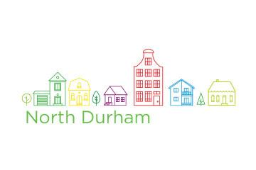 North Durham Community Led Local Development logo