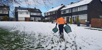 Snow - January 2018