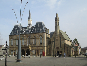 Town hall transformation plans to be presented to councillors