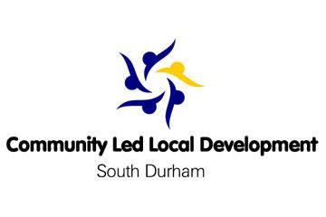 South Durham Community Led Local Development CLLD logo