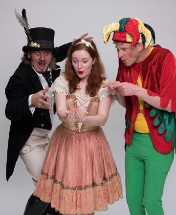Visit the land of Fairyhill for the Gala's pantomime
