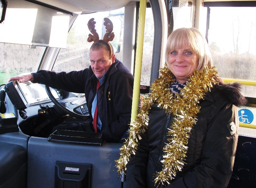 Enjoy Free Park And Ride This Christmas Eve Durham County Council