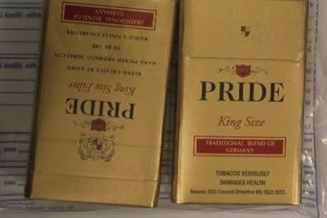 Selling illegal tobacco costs County Durham man £550