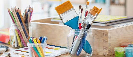 Get Creative in libraries