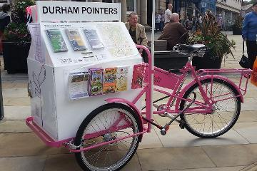 Durham Pointers bicycle