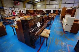 Reusing furniture