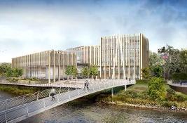 Durham County Council HQ view 1