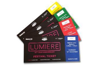 Lumiere tickets 2019